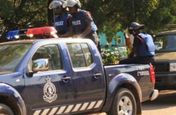 Gunmen arrested in Yendi on 'Bugum' Festival Day