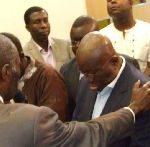 Prophet installs Akufo-Addo as President of Ghana