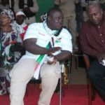 Mahama begs for Sam George