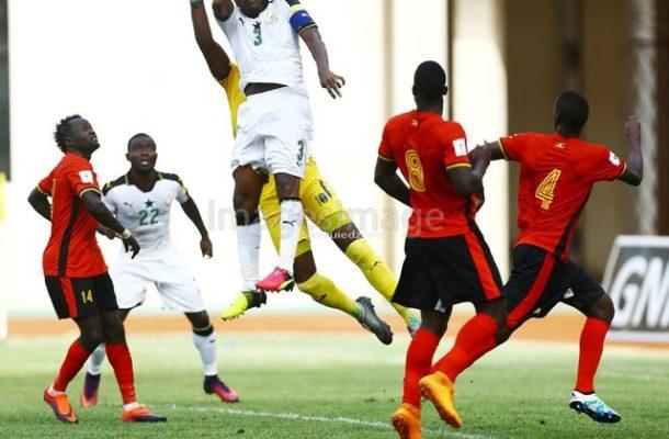 PLAYER RATINGS: How the Black Stars fared against Uganda