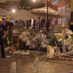 At least 77 injured in gas explosion at Malaga tourist restaurant