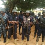 EC transfer of votes: Process suspended in Tamale following gunshots