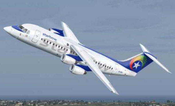 Starbow resumes Tamale flights