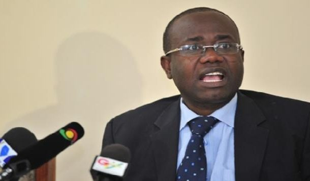 Government crippled the federation's attempt to build a five star hotel - Nyantakyi