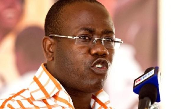 'I don't belong to any political party' - Kwesi Nyantakyi replies Sports Minister Nii Lante Vanderpuye