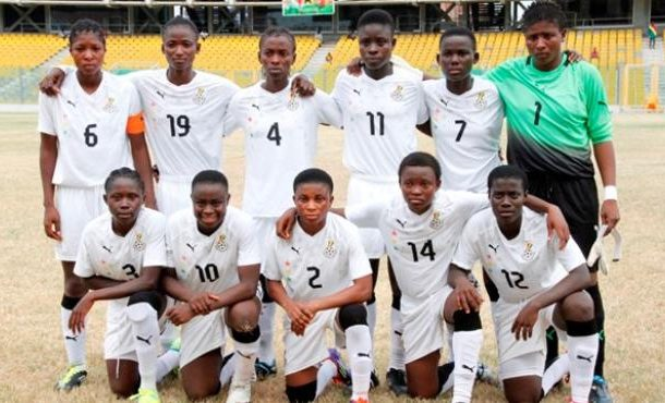 FIFA U17 Women's World Cup finals: Black Maidens coach names strong squad to face Japan in opener
