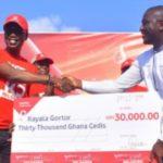 Vodafone rewards customers in 'Yee twi kↄ' promo