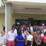 Mondelez International sends employees to Ghana