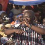 NDC can't win policy debate; engaging in tribalism - Bawumia