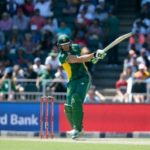 Du Plessis hits century for South Africa after injury