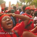 Angry residents demonstrate over 'neglect' by UCC