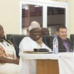 UEW holds lecture on conflicts, human rights and peace studies