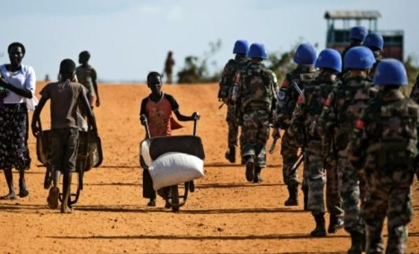 UN peacekeepers failed to protect civilians in S.Sudan: rights group