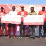 Vodafone rewards customers