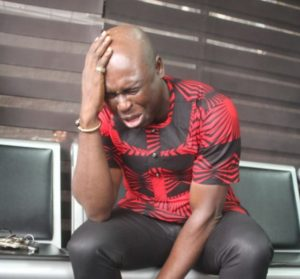 Video: DSP Kofi Sarpong 'weeps' over KABA's death