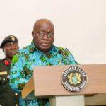Akufo-Addo on 3-day UK visit