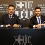 Breaking: Lionel Messi extends his contract with Barca until 2021