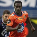 Edwin Gyasi scores in Aalesund FK home victory