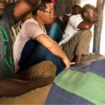 Angry Chinese national storms Tamale palace to arrest chief