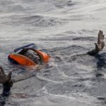 Picture power: The drowning man
