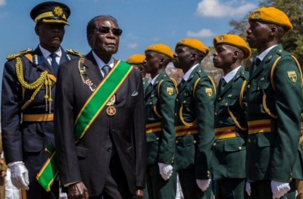 Zimbabwe: Did Robert Mugabe finally go too far?