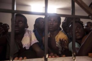 Video: Migrants being sold as slaves in Libya