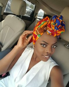 VIDEO: End of year gift? Nana Aba Anamoah puts her breast on display