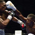 New opponent for Commey