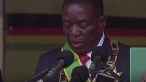 Zimbabwe's new president Mnangagwa vows to 're-engage' with world