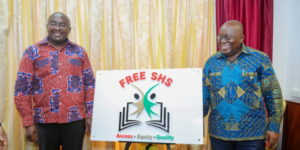2nd year students will enjoy Free SHS program by September – Akufo-Addo