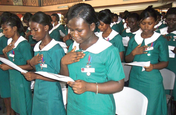 Ghanaian nurses to work in Europe, other countries - Minister hints