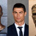 Cristiano Ronaldo finally gets realistic statue