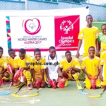 Ghana for 2019 Special Olympics World Games