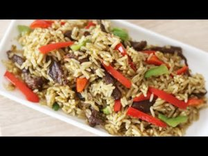 GhanaGuardianKitchen: Learn how to make Yummy Designer Rice for the Festive Season|Video