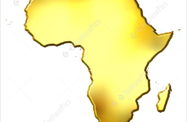 Africa: The Golden land Is Asleep