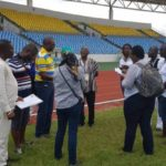 CAF inspects facilities for Ghana 2018
