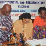 Resign or be impeached – PNC to EC C'ssners