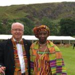Scot-Ghanaian couple inspire many on social media