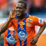 Middlesbrough, Sunderland set sights on Ghana winger Edwin Gyasi