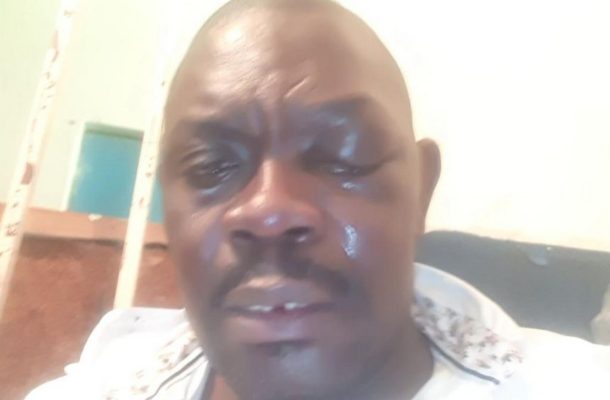 Xenophobia: Instructed Kenyan Police subject Ghanaian business man to severe brutality