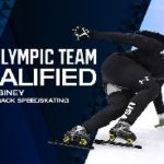 Maame Biney becomes 1st African-American woman to make U.S. Olympic Speedskating team