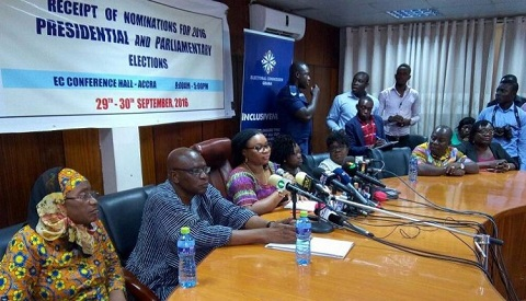 GHC53m rot uncovered at Electoral Commission