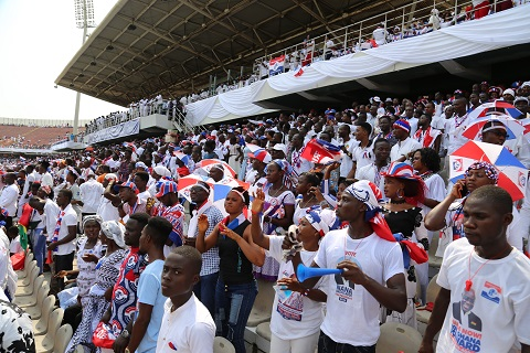 NPP gov't holds election victory thanksgiving service