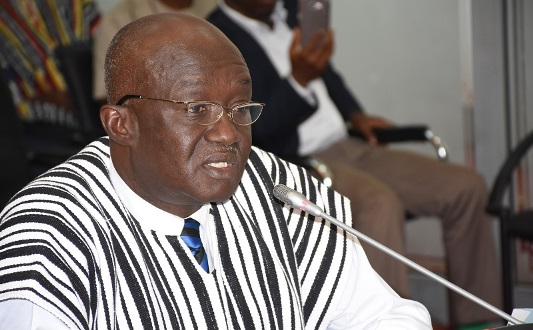 Sanitation Minister voted worse minister in Akufo-Addo's government