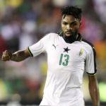 Kwame Kizito denies wanting Hearts return