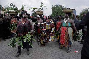 Nzema mourns with Asanteman