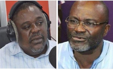 Agyapong dares 'chicken' Koku to a bout