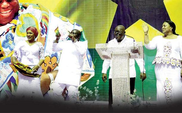 Bawumia reveals Akufo-Addo's secret