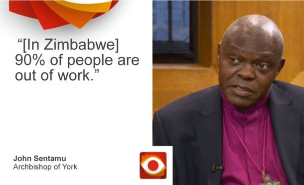 Reality Check: Are 90% of Zimbabweans unemployed?