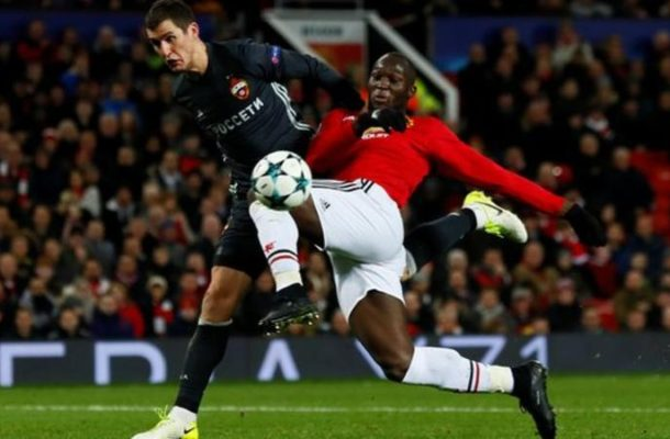 Manchester United 2-1CSKA Moscow